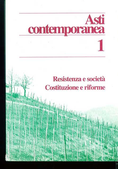 Categoria Asti Contemporanea n. 1
