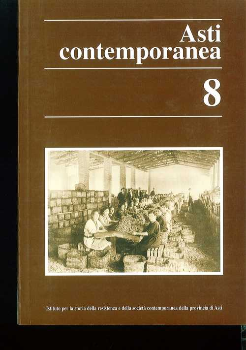 Categoria Asti Contemporanea n. 8